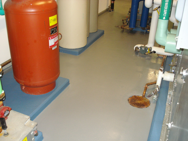 Waterproof Membrane Fluid Applied Epoxy Resinous
