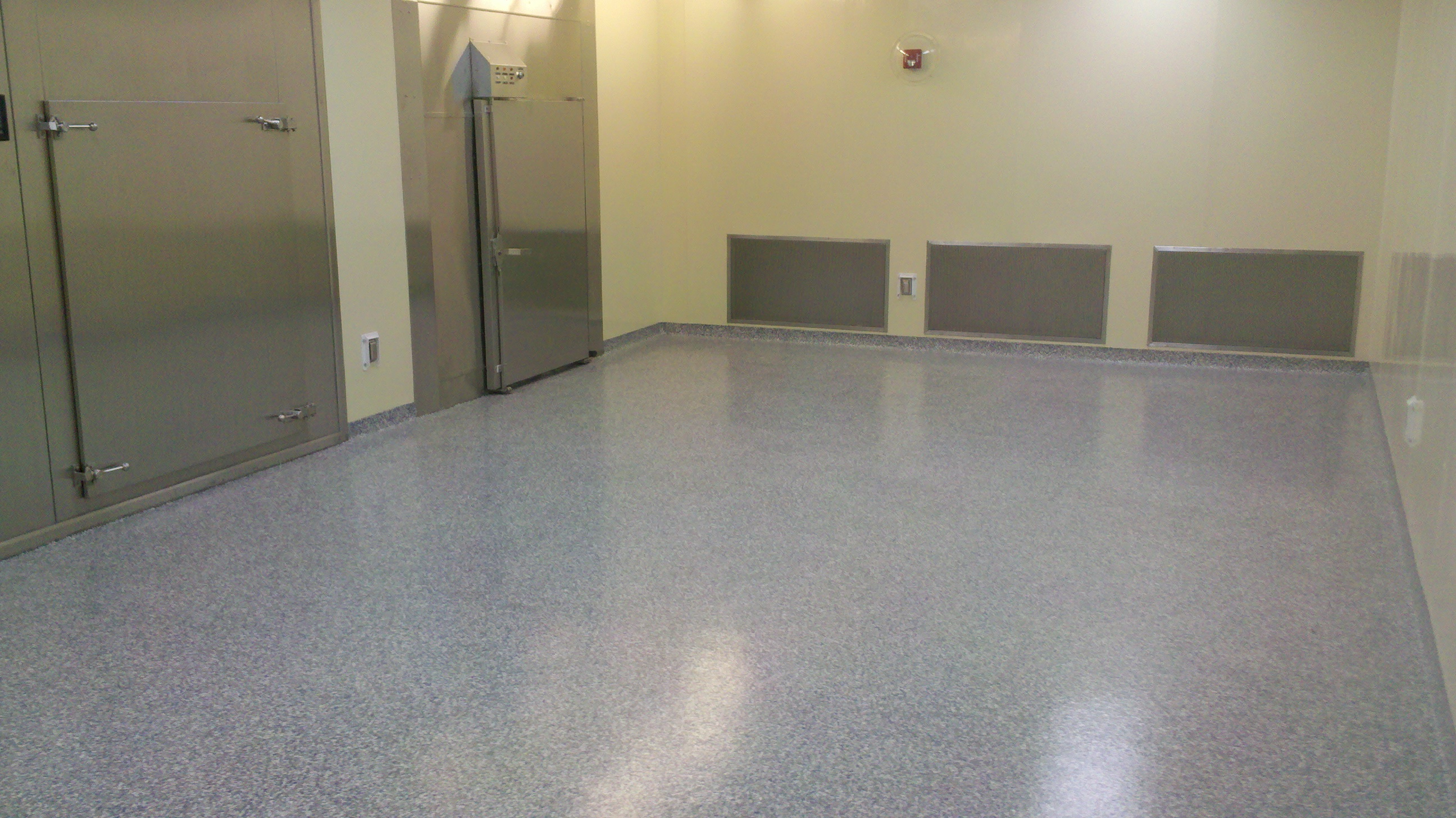 Resinous Flooring Epoxy Mma Coatings Concrete