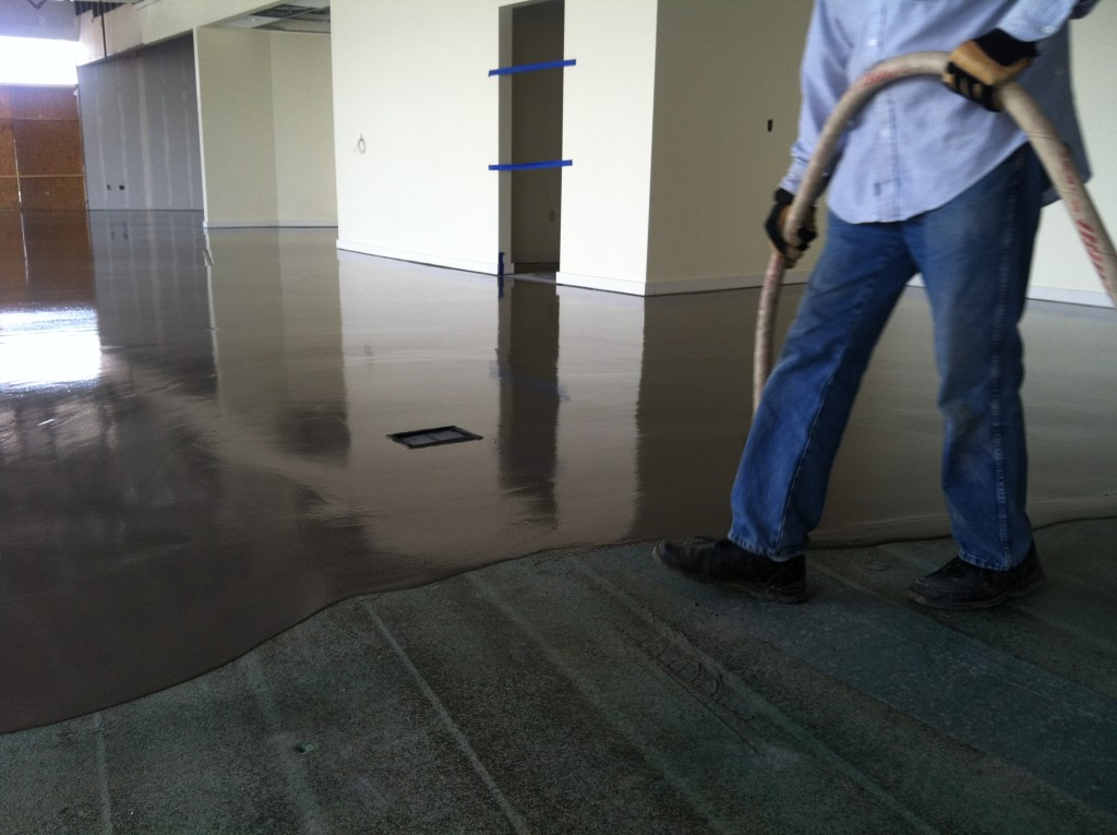 Gypsum Concrete Flooring : Gypsum floor topping flooring ideas and inspiration
